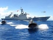 RoK naval ships visit Ho Chi Minh City