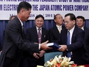 Japan offers consultancy for nuclear power plant