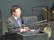 VN pledges to contribute further to int'l affairs