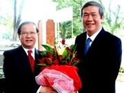 Vietnam, Laos strengthen information exchange
