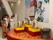 Thanh Hoa receives gifts from Truong Sa