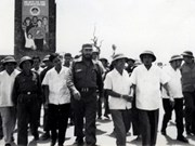 Photo exhibition on Fidel Castro's visit in 1973