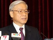Party General Secretary leaves for China