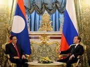 Russia, Laos move towards strategic partnership
