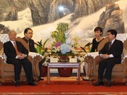 Party leader visits Shenzhen city