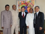 State President wraps up visit to Sri Lanka