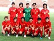 Regional women's football: Vietnam wins Singapore