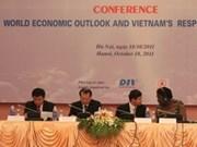 Economic restructuring discussed in Hanoi