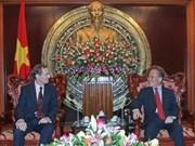 NA chairman receives EU, UK diplomats