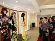 Ao dai reflects beauty of Vietnamese culture