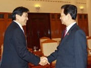 PM vows to boost cooperative ties with Japan