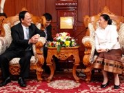 VN, Lao localities step up cooperation