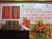 Vietnamese books on show in Paris