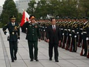 VN, Japan agree to bolster defence cooperation