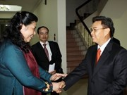 Vietnam treasures traditional ties with Laos