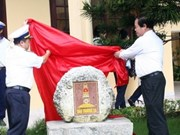 Da Nang receives gifts from Truong Sa