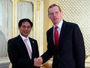 Vietnam, UK hold first strategic dialogue meeting