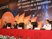 Interpol's 80th General Assembly opens