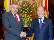Vietnam, Venezuela to boost cooperation