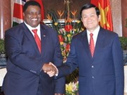 Vietnam, Namibia to cement ties