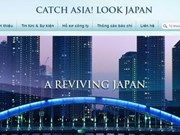 VNA launches website on Japanese businesses