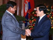 State President welcomes Cambodian Deputy PM