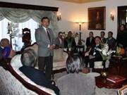 Vietnam Front delegation visits Canada