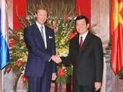 VN boosts multifaceted cooperation with Luxembourg