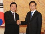 Vietnam, RoK deepen strategic partnership