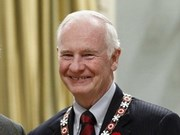 Canadian Governor General to visit Vietnam