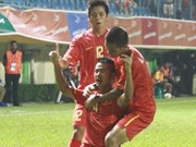 Vietnam through to semis after East Timor win