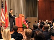 President Sang joins APEC summit week