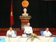 Party leader stresses importance of great national unity