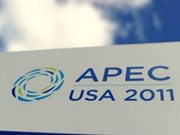 APEC forum plenary session convenes