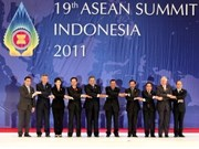 19th ASEAN Summit opens in Indonesia