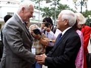 Canadian Governor General visits HCM City