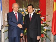 VN, Israel to boost multifaceted cooperation