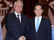 Vietnam, Belarus issue joint statement
