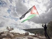 VN supports independent Palestine state