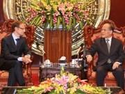 NA Chairman receives Belgian ambassador