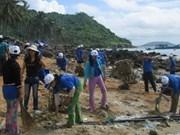 Ministry reviews livelihoods in marine areas