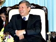 VN attends meeting of communist parties