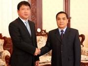 VN transport ministry delegation visits Laos