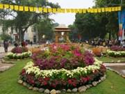 Flower festival to usher in New Year