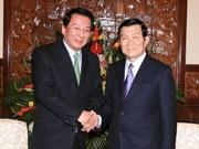 Vietnam pledges good conditions for Japanese investors