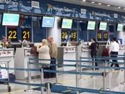 New terminal in Da Nang airport