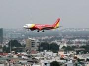 First VietJet Air flights take off