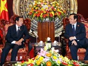 VN, Cambodia share legislative experience