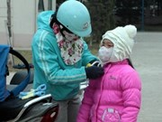 Severe cold hits northern and central regions