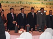 Vietnam-India ties marked in New Delhi